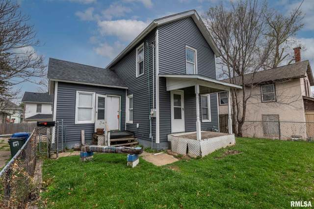 306 E 8 1/2 Street, Davenport, IA 52803 (#QC4220538) :: Killebrew - Real Estate Group