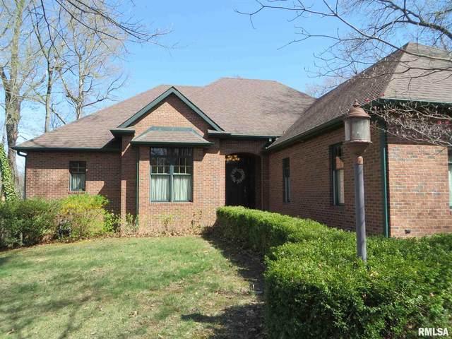 412 Timbercreek Drive, Jacksonville, IL 62650 (#CA1006289) :: The Bryson Smith Team