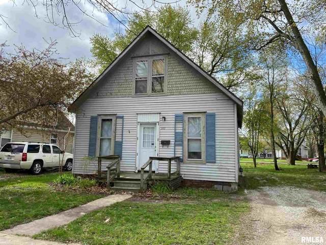 1111 E Carroll Street, Macomb, IL 61455 (#PA1223928) :: The Bryson Smith Team