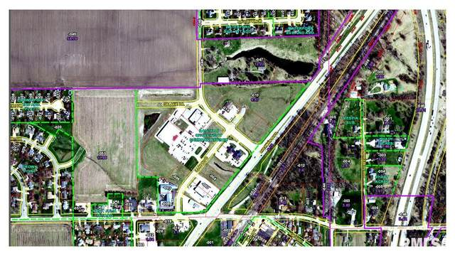Village Center, Sherman, IL 62684 (#CA1006316) :: Paramount Homes QC