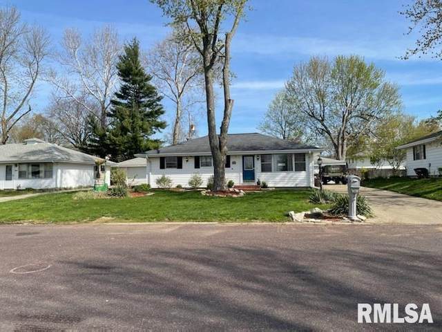 1911 W Cimarron Drive, Peoria, IL 61614 (#PA1223973) :: Paramount Homes QC