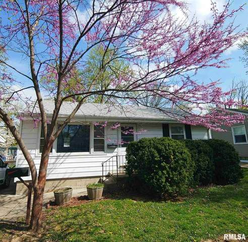 1725 W Glenn Avenue, Springfield, IL 62704 (#CA1006337) :: RE/MAX Professionals