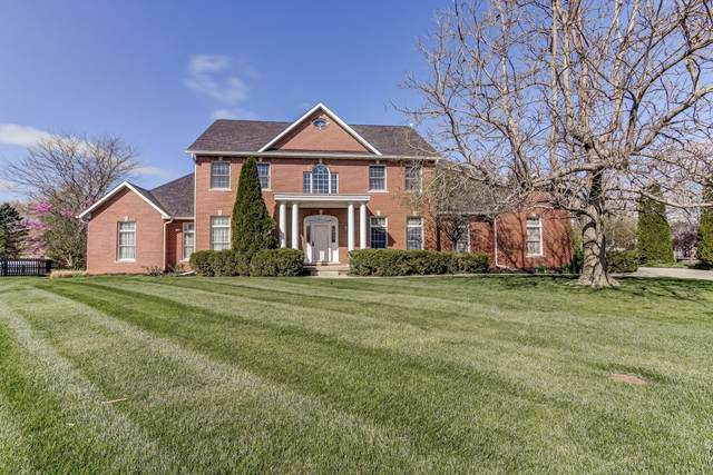 3416 Quail Chase Drive, Springfield, IL 62711 (#CA1006340) :: The Bryson Smith Team