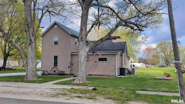 403 S Center Street, La Harpe, IL 61450 (#PA1224033) :: Paramount Homes QC