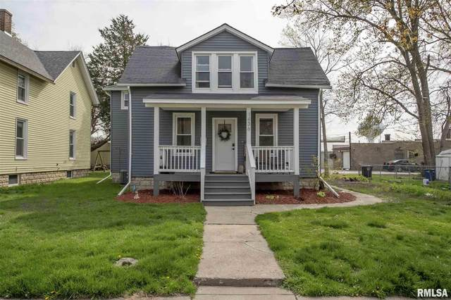 1436 14TH Street, Moline, IL 61265 (#QC4220674) :: The Bryson Smith Team