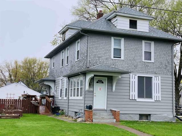 616 S Clark Street, Davenport, IA 52802 (#QC4220691) :: Killebrew - Real Estate Group
