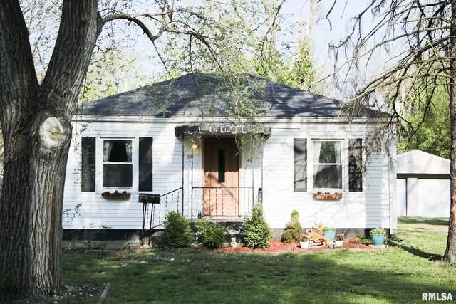 3120 S 4TH Street, Springfield, IL 62703 (#CA1006423) :: Killebrew - Real Estate Group