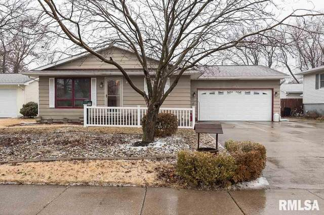 800 14TH Place, Camanche, IA 52730 (#QC4220705) :: Killebrew - Real Estate Group