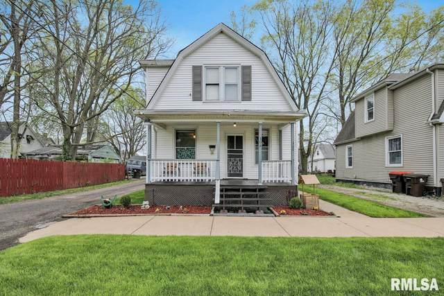 308 N Charlton Street, Peoria, IL 61605 (#PA1224088) :: Killebrew - Real Estate Group