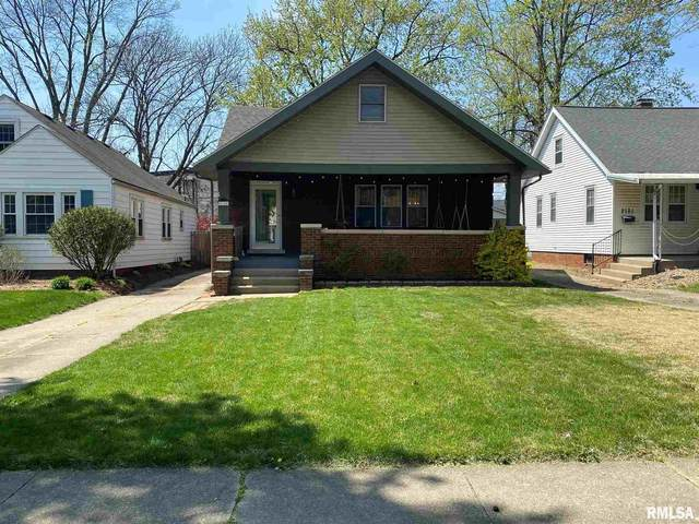 2125 S State Street, Springfield, IL 62704 (#CA1006434) :: Killebrew - Real Estate Group