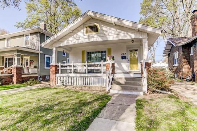 837 S Columbia Avenue, Springfield, IL 62704 (#CA1006438) :: Killebrew - Real Estate Group