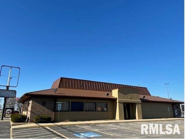 1120 Woodlawn, Lincoln, IL 62656 (#CA1006450) :: RE/MAX Professionals