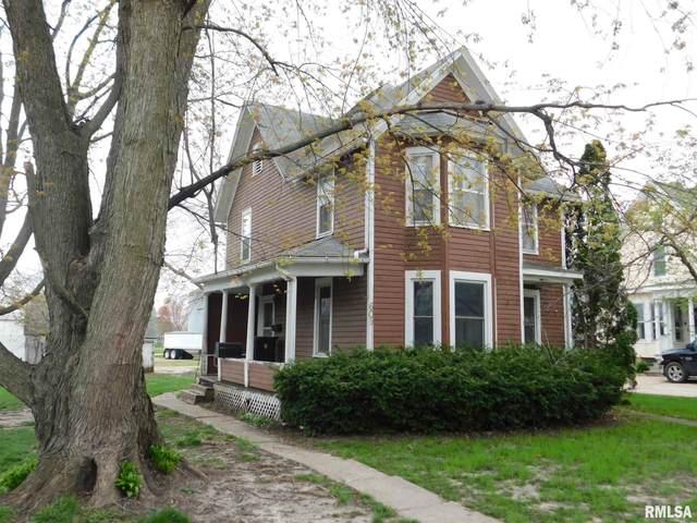 605 Sycamore Street, Tipton, IA 52772 (#QC4220721) :: Killebrew - Real Estate Group