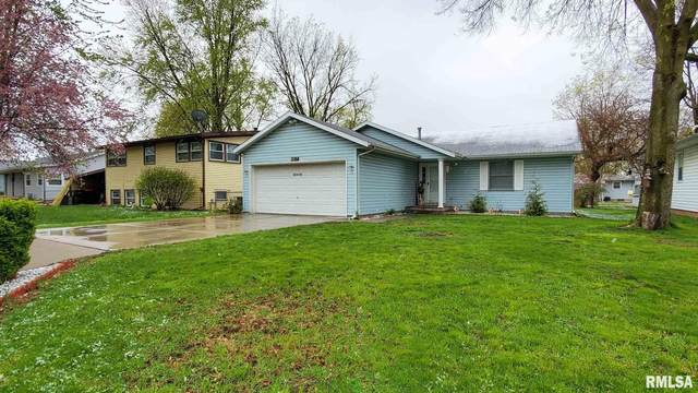 1017 N Monroe Street, Lincoln, IL 62656 (#CA1006453) :: Killebrew - Real Estate Group