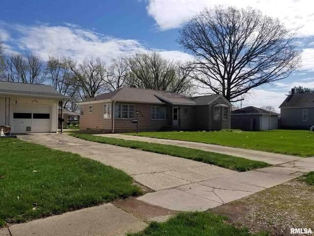 614 Wichita, Lincoln, IL 62656 (#CA1006457) :: RE/MAX Professionals