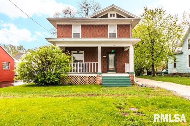 128 W Pine Street, Canton, IL 61520 (#PA1224121) :: Nikki Sailor | RE/MAX River Cities