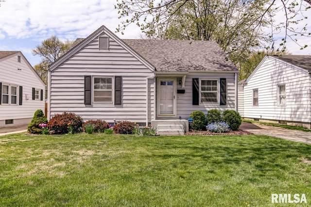 2209 S Spring Street, Springfield, IL 62704 (#CA1006474) :: RE/MAX Preferred Choice
