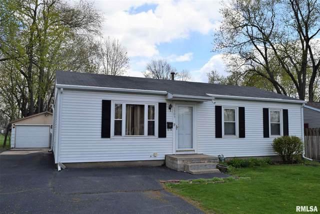 1505 Meadow Drive, Galesburg, IL 61401 (#CA1006478) :: Kathy Garst Sales Team