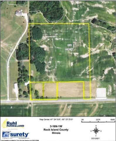 0 120TH Avenue, Coal Valley, IL 61240 (#QC4220769) :: Killebrew - Real Estate Group