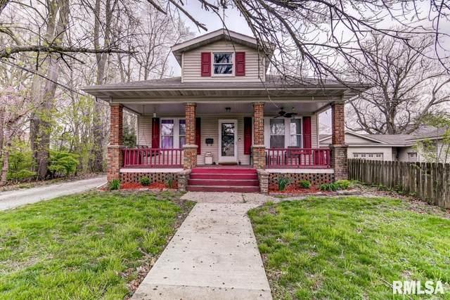 119 W Green Street, Virden, IL 62690 (#CA1006497) :: Kathy Garst Sales Team