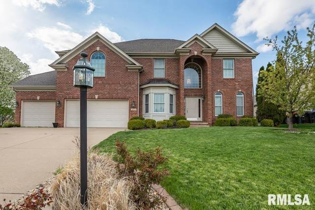 4833 N Weaverridge Boulevard, Peoria, IL 61615 (#PA1224190) :: Nikki Sailor | RE/MAX River Cities