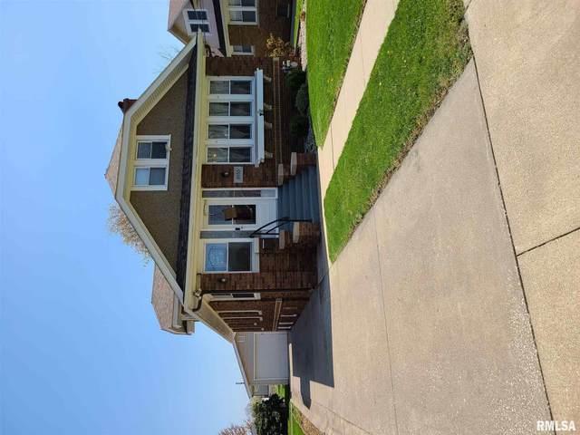 1055 Brown Avenue, Galesburg, IL 61401 (#CA1006511) :: Kathy Garst Sales Team