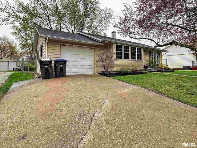 316 28TH Avenue West, Milan, IL 61264 (#QC4220817) :: Killebrew - Real Estate Group