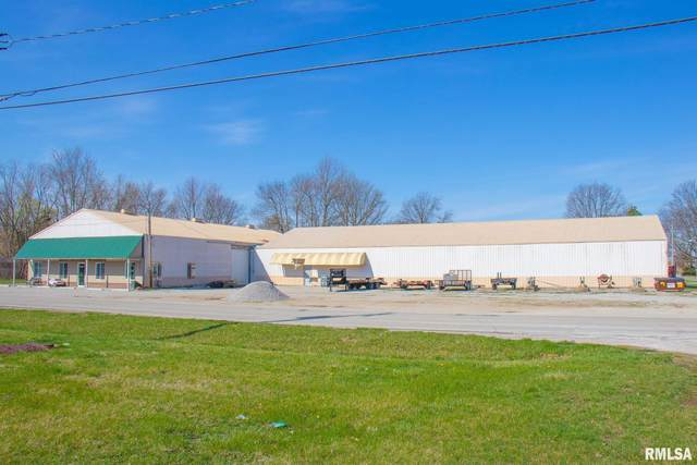 1050 N Broad, Carlinville, IL 62626 (#CA1006546) :: Nikki Sailor | RE/MAX River Cities