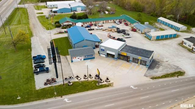 1101 Woodlawn Road, Lincoln, IL 62656 (#CA1006557) :: Kathy Garst Sales Team