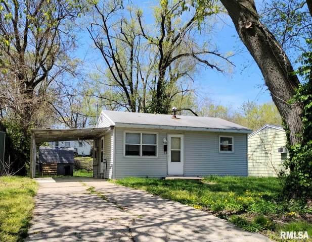 1415 S 13TH Street, Pekin, IL 61554 (#PA1224265) :: Killebrew - Real Estate Group