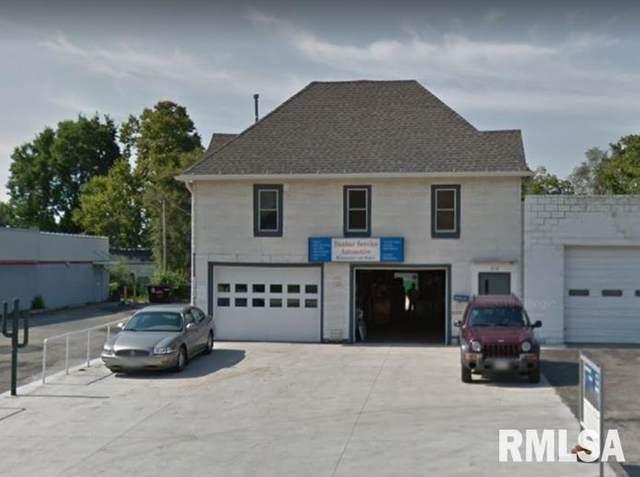 218 W Walnut, Chillicothe, IL 61523 (#PA1224269) :: RE/MAX Preferred Choice