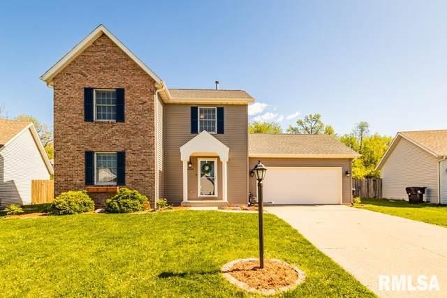 4001 W Carrousel Lane, Peoria, IL 61615 (#PA1224278) :: Killebrew - Real Estate Group