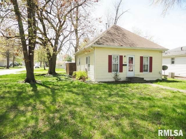 924 E Stevenson Street, Taylorville, IL 62568 (#CA1006572) :: RE/MAX Professionals