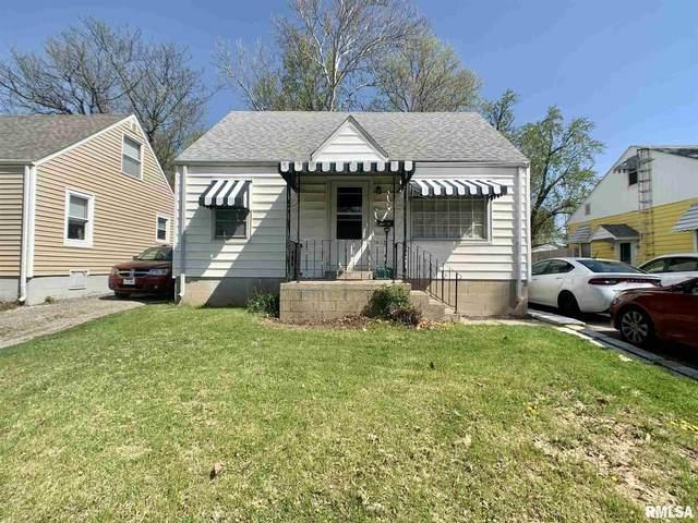1645 W Adams Street, Springfield, IL 62704 (#CA1006583) :: Kathy Garst Sales Team