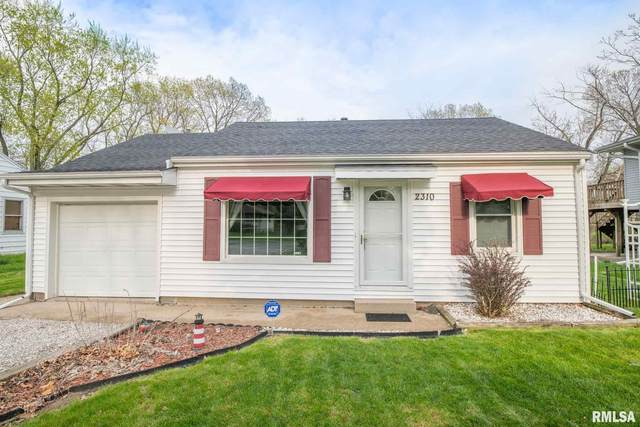 2310 N Northcrest, Peoria, IL 61604 (MLS #PA1224329) :: BN Homes Group
