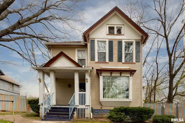 1125 Grand Avenue, Davenport, IA 52803 (#QC4220945) :: Killebrew - Real Estate Group