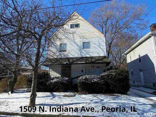 1509 N Indiana, Peoria, IL 61603 (#PA1224353) :: Killebrew - Real Estate Group