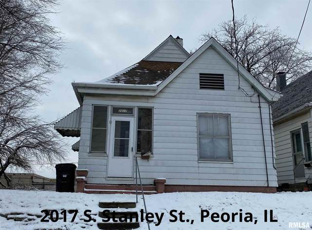 2017 S Stanley, Peoria, IL 61605 (#PA1224354) :: Killebrew - Real Estate Group
