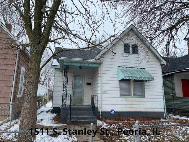 1511 S Stanley, Peoria, IL 61605 (#PA1224355) :: Killebrew - Real Estate Group