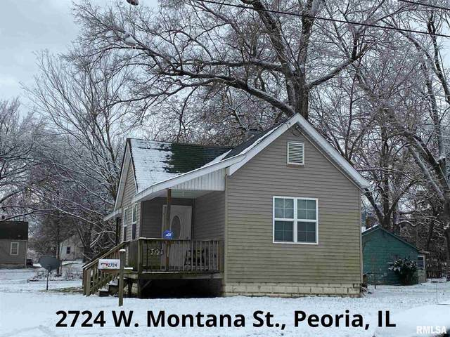 2724 W Montana, Peoria, IL 61605 (#PA1224356) :: Killebrew - Real Estate Group
