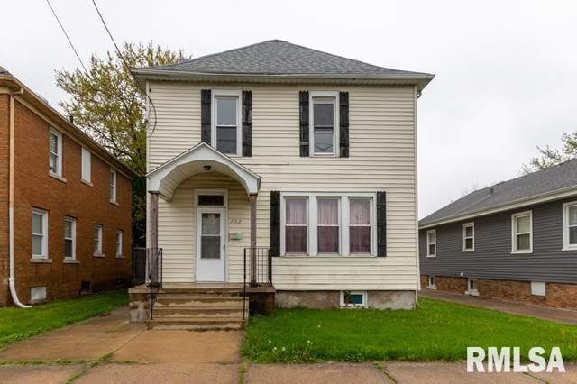752 E Arcadia Avenue, Peoria, IL 61603 (#PA1224371) :: RE/MAX Preferred Choice