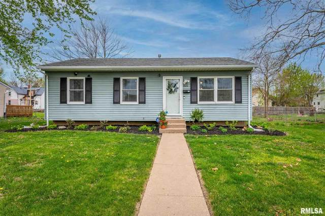 1022 W 13TH Street, Davenport, IA 52804 (#QC4221055) :: Nikki Sailor | RE/MAX River Cities