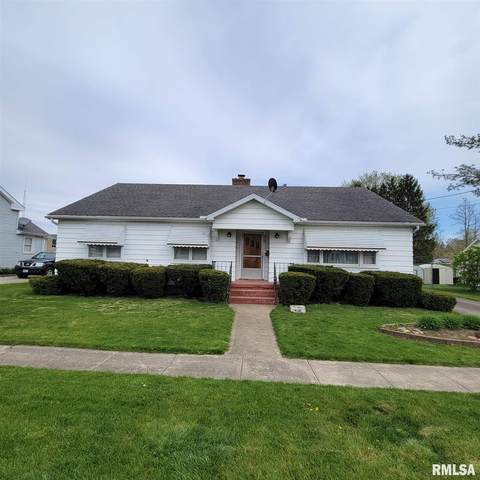 416 N Hanover Street, Metamora, IL 61548 (#PA1224437) :: Killebrew - Real Estate Group