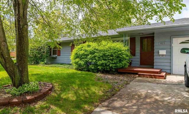 405 Grandview Drive, Normal, IL 61761 (#CA1006743) :: Kathy Garst Sales Team