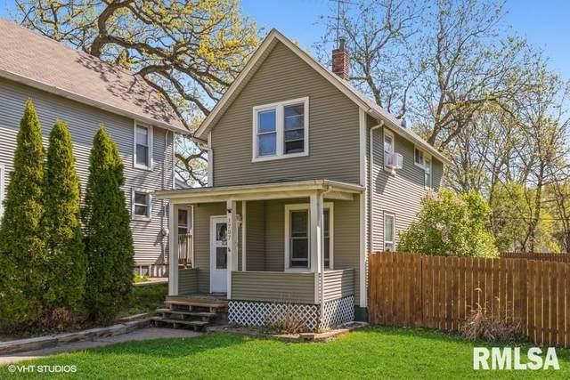 1707 Bridge Avenue, Davenport, IA 52803 (#QC4221117) :: Paramount Homes QC