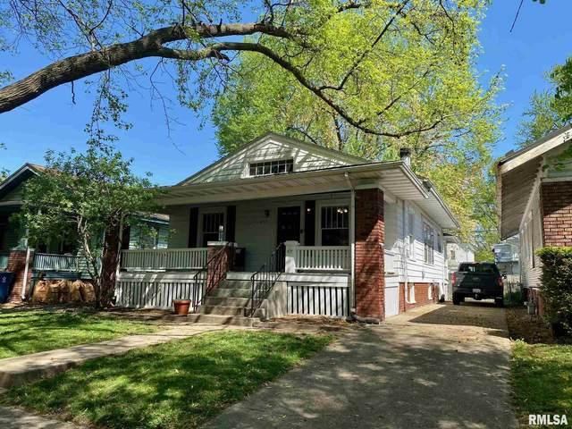 437 W Cook Street, Springfield, IL 62704 (#CA1006760) :: RE/MAX Professionals