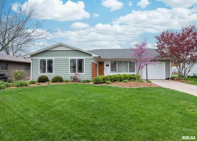 4040 25TH Avenue, Rock Island, IL 61201 (#QC4221161) :: Killebrew - Real Estate Group
