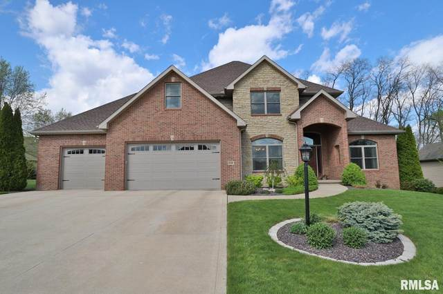 820 S Copperpoint Drive, Dunlap, IL 61525 (#PA1224532) :: RE/MAX Preferred Choice
