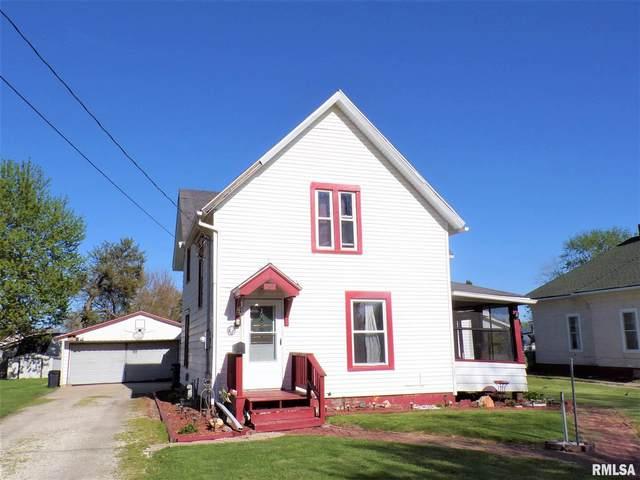 169 Lake Street, Galesburg, IL 61401 (#CA1006779) :: Kathy Garst Sales Team