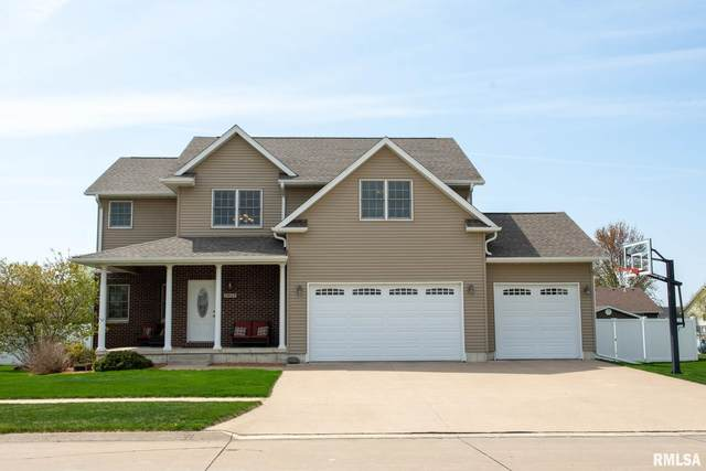 1917 11TH Street, Camanche, IA 52730 (#QC4221174) :: Killebrew - Real Estate Group